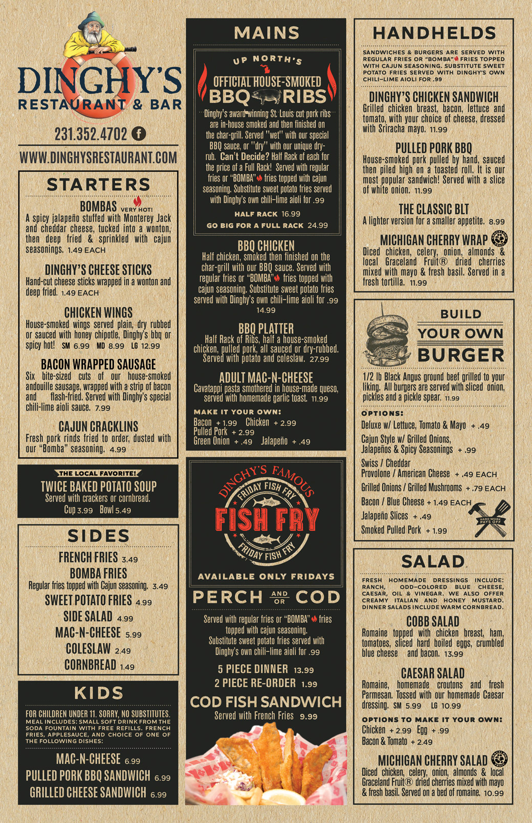 Picture of Menu
